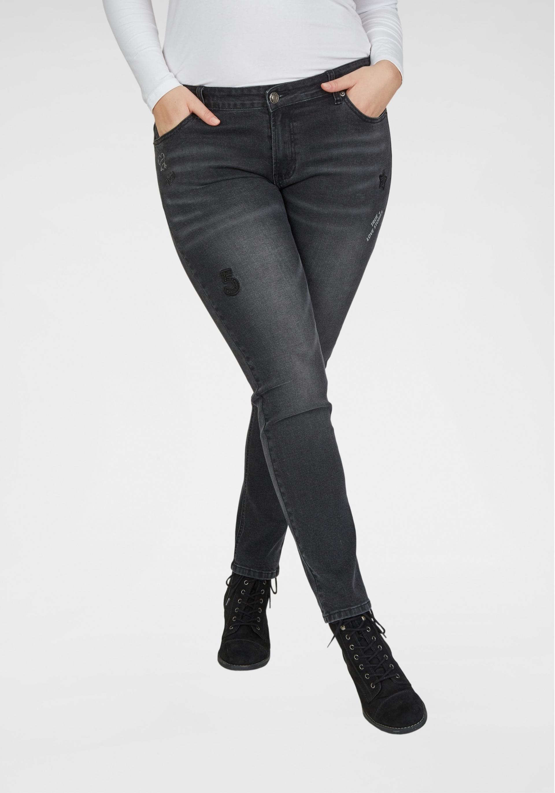 schrittlänge messen jeans